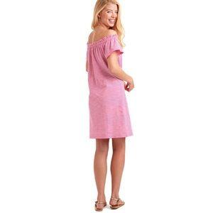 Vineyard Vines Off Shoulder Dress!!!!!